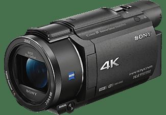 SONY FDR-AX53 Zeiss Camcorder 4K UHD, Exmor R CMOS 8,57 Megapixel, 20xopt. Zoom