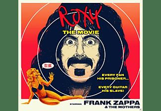 The Mothers Frank Zappa - Roxy-The Movie  - (DVD + CD)