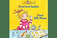 Conni - 19: Conni Lernt Backen/Conni Hilft Mama - (CD)