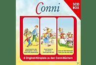 Conni - Conni-3-Cd Hörspielbox - (CD)