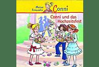 Conni - 24: Conni Und Das Hochzeitsfest - (CD)