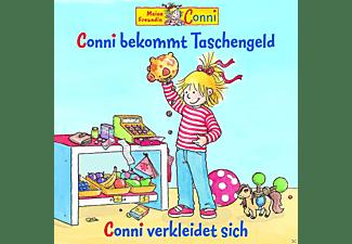 Conni - 43: Conni Bekommt Taschengeld/Verkleidet Sich  - (CD)