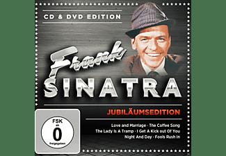 Frank Sinatra - Jubiläumsedition  - (CD + DVD Video)
