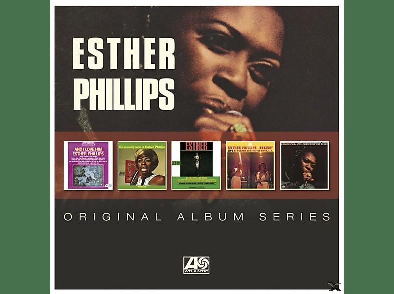 Esther Phillips - Original Album Series [CD]