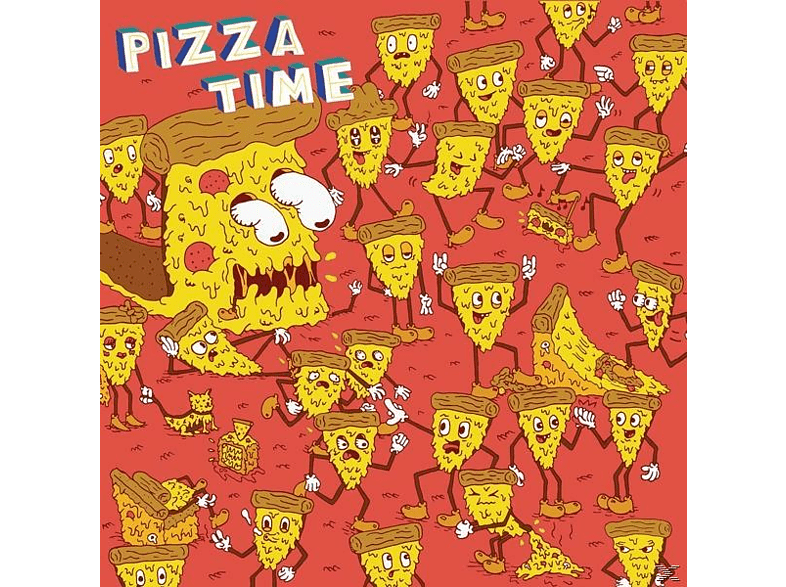 Pizza Time - Todo [Vinyl]