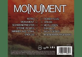 Goitzsche Front - Mo(Nu)Ment  - (CD)