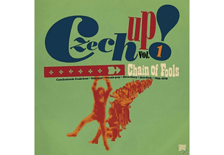 Various (chain Of Fools) - Czech Up! Vol.1: Chain Of Fools  - (Vinyl)