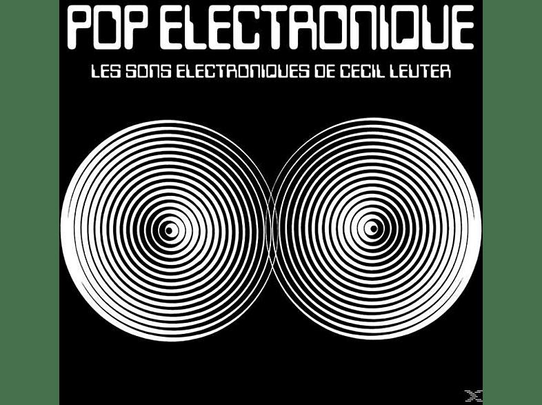 Cecil Leuter - Pop Electronique [Vinyl]