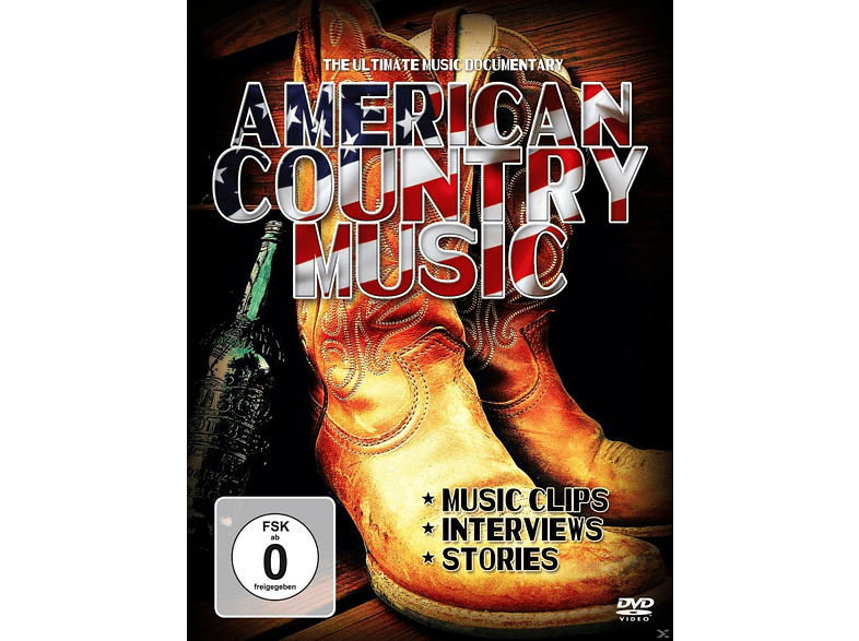 - American Country Music - The Ultimate Music Documentary [DVD]