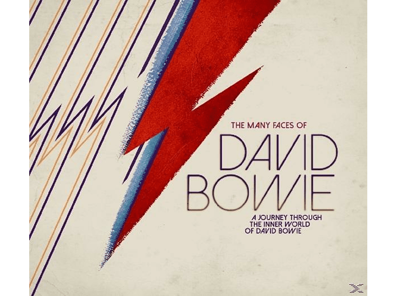 David Bowie, VARIOUS - Many Faces Of David Bowie [CD]