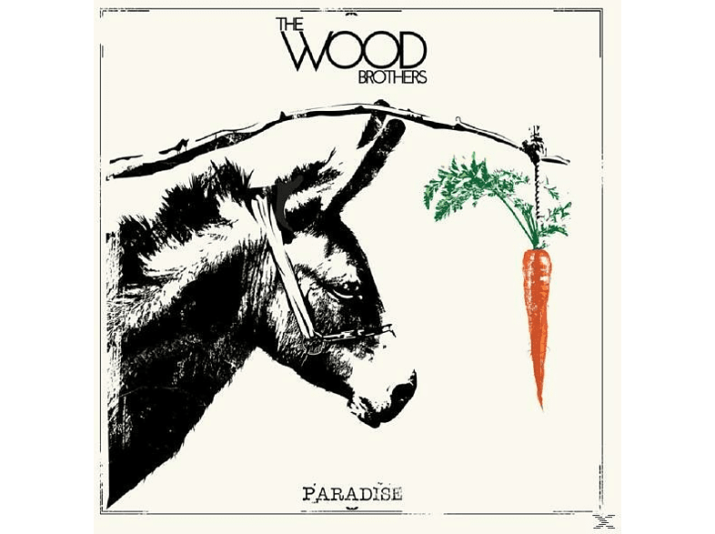 The Wood Brothers - Paradise [CD]