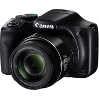CANON PowerShot SX540 HS WLAN-Bridge-Kamera mit 50fach optischem Zoom