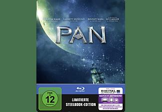 Pan (Exklusive Steel-Edition) Blu-ray