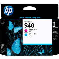 HP 940 Tintenpatrone Magenta/Cyan (C4901A)