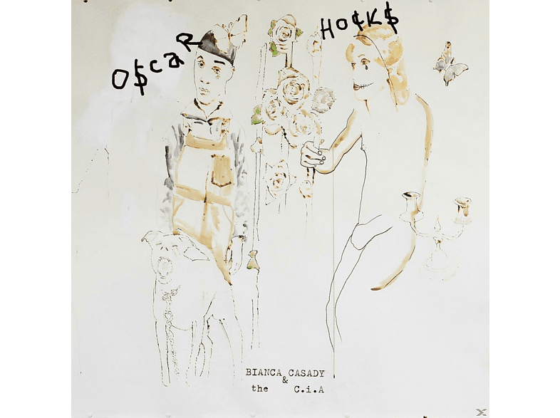 Bianca & The C.I.A. Casady - Oscar Hocks [CD]