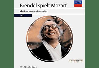 Alfred Brendel - Brendel Spielt Mozart-Klaviersonaten,Fantasien  - (CD)