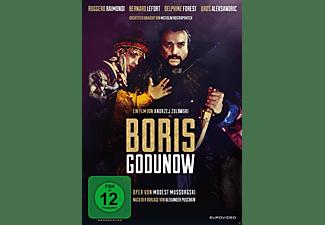 Boris Godunow DVD