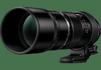 OLYMPUS M.ZUIKO DIGITAL ED 300 mm - 300 mm 1:4.0 IS (Objektiv für Micro-Four-Thirds, Schwarz)