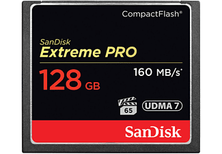 SANDISK CF Extreme Pro 128 GB 160 MB/s