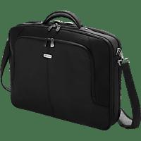 DICOTA D30143 Multi Compact Notebooktasche, Umhängetasche, 15.6 Zoll, Schwarz