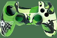 """HAMA 7in1-Zubehör-Paket """"Soccer"""" Controller Set, Grün"""