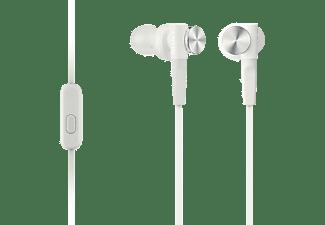 SONY MDR-XB50AP Extra Bass, In-ear Kopfhörer Weiß