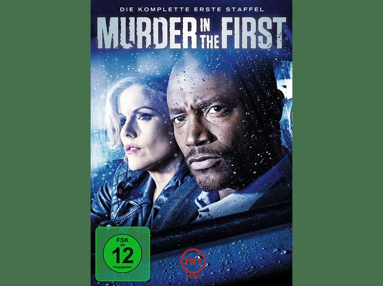 Murder In The First - Staffel 1 [DVD]