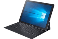 SAMSUNG Galaxy Tab Pro S (SM-W703) Wi-Fi, Convertible mit 12 Zoll Display, Core m3 Prozessor, 4 GB RAM, 128 GB SSD, Schwarz