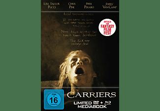 Carriers (Limited 2-Disc-Mediabook) DVD