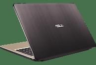 ASUS R540LA-XX092T, Notebook mit 15.6 Zoll Display, Core i3 Prozessor, 4 GB RAM, 1 TB HDD, Intel HD-Grafik, Schwarz