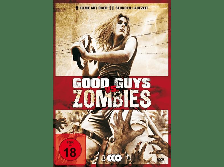 Good Guys Vs. Zombies [DVD]