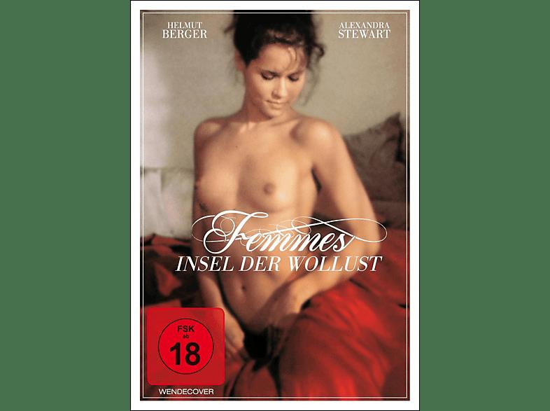Femmes-Insel der Wollust [DVD]