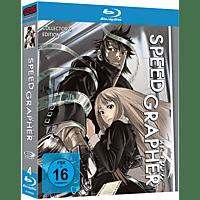 Speedgrapher - Gesamtausgabe [Blu-ray]