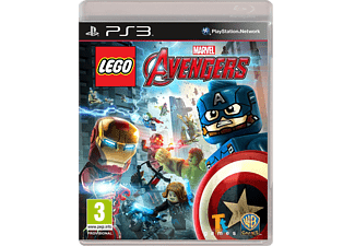 LEGO: Marvel Avengers PlayStation 3