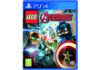 LEGO: Marvel Avengers PlayStation 4
