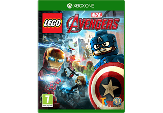 LEGO: Marvel Avengers Xbox One