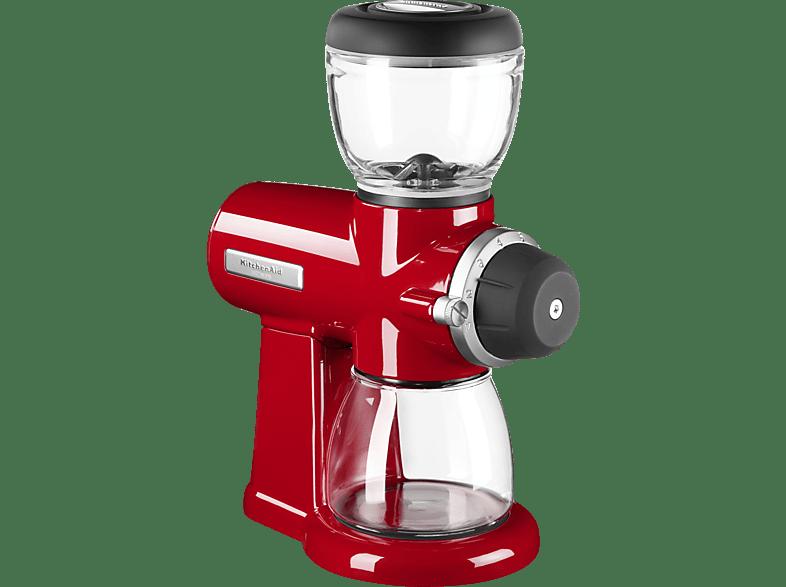 KITCHENAID 5KCG0702EER Kaffeemühle Empire Red (240 Watt)