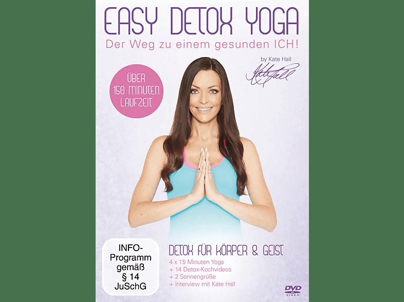 Easy Detox Yoga (Neuauflage) [DVD]