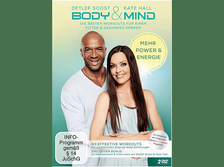 Body & Mind - Mehr Power & Energie [DVD]