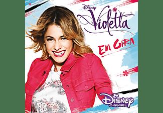 VARIOUS - Violetta: En Gira (Staffel 3, Vol. 1)  - (CD)