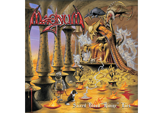Magnum - Sacred Blood, Divine Lies  - (CD)