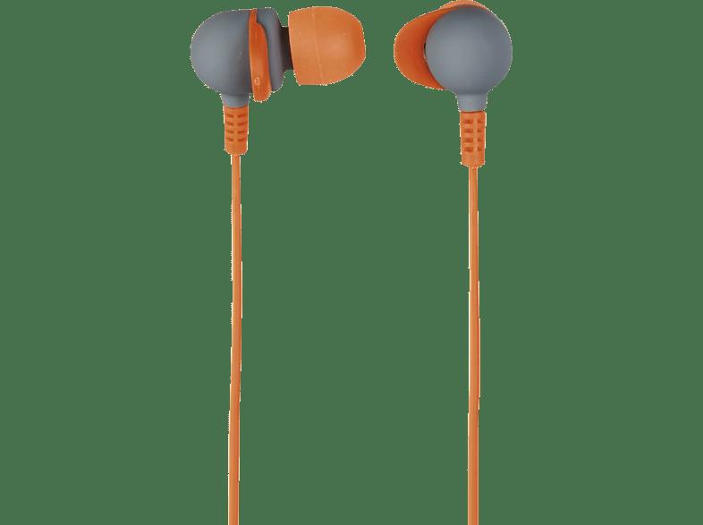 THOMSON EAR3245, In-ear Kopfhörer  Orange