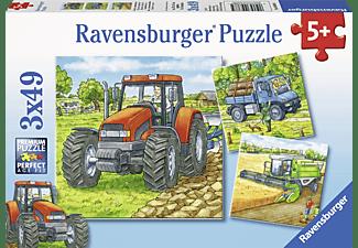 RAVENSBURGER 093885 Puzzle Mehrfarbig