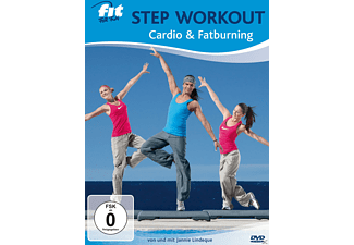 Fit For Fun - Step Workout - Cardio & Fatburning DVD