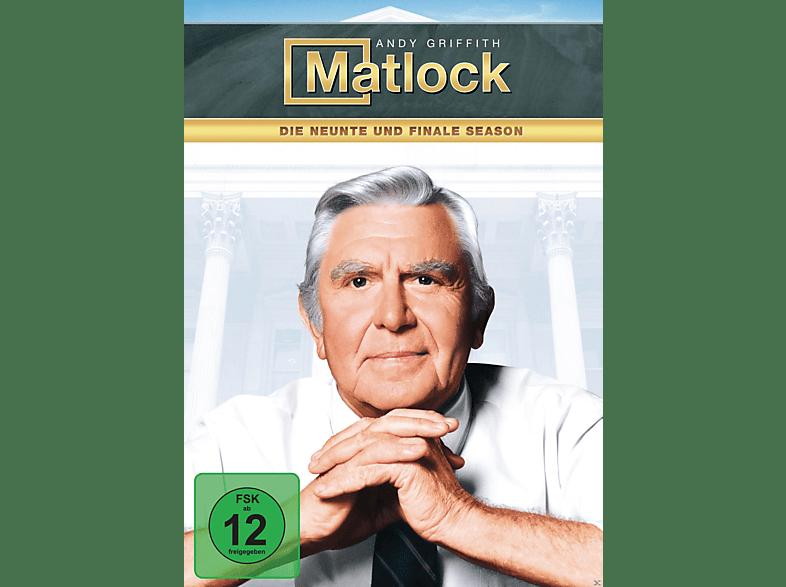 Matlock - Die neunte und finale Staffel [DVD]