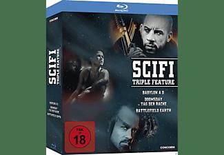 SciFi Triple Feature Blu-ray