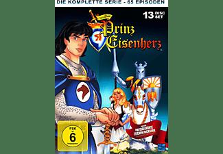 Die Legende von Prinz Eisenherz - Gesamtedition DVD