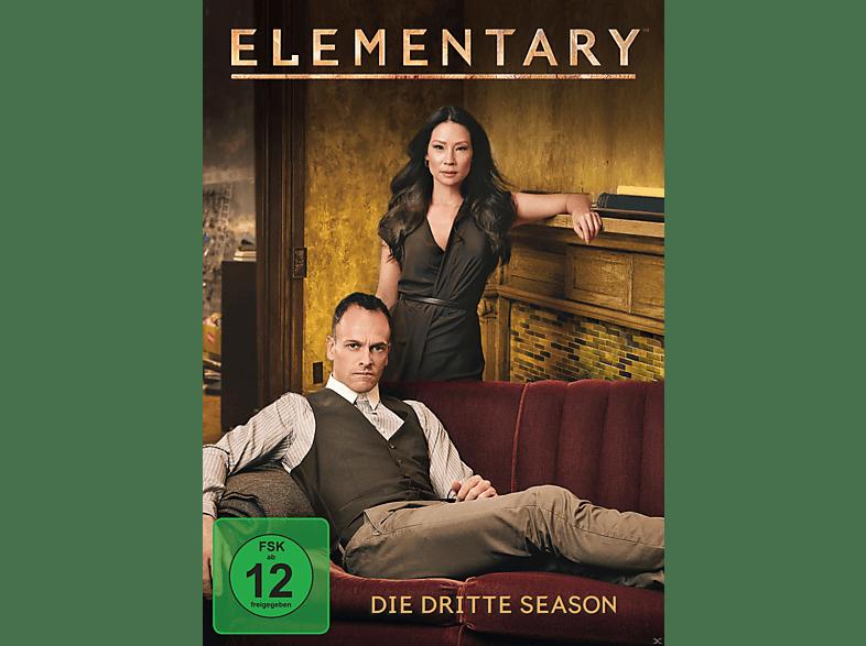 Elementary Staffel 3 Dvd Online Kaufen Mediamarkt