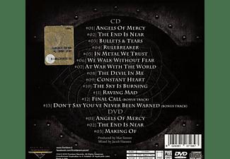Primal Fear - Rulebreaker (Ltd.Digipak+DVD)  - (CD + DVD Video)