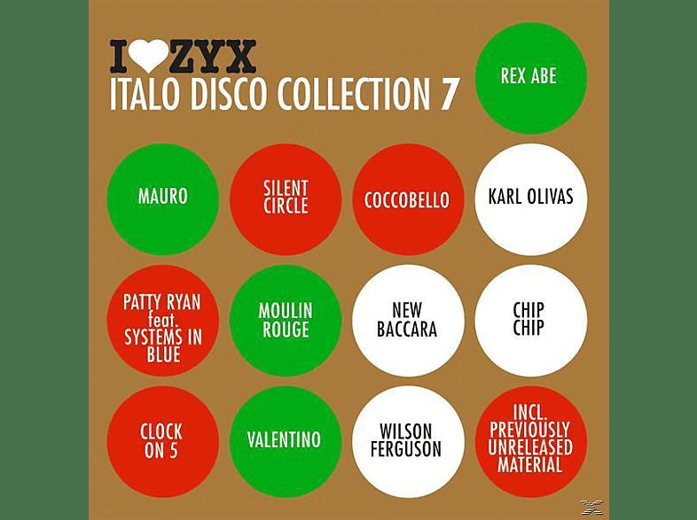 VARIOUS - Zyx Italo Disco Collection 7 [CD]